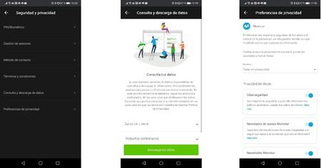 Centro Transparencia App Mimovistar