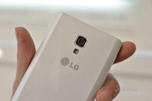 Foto de LG Optimus L7 II (7/13)