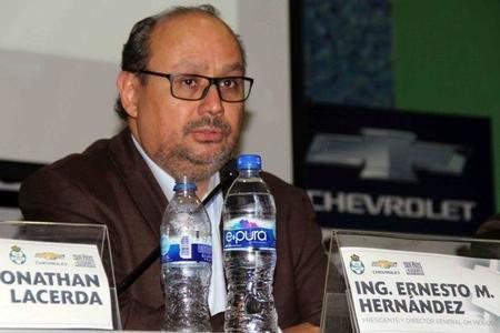 Chevrolet nuevo patrocinador del Club Santos Laguna