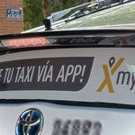 Los taxistas españoles quieren crear una nueva app para competir con Uber, MyTaxi y Hailo