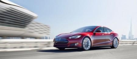 Tesla Model S Sep 2015