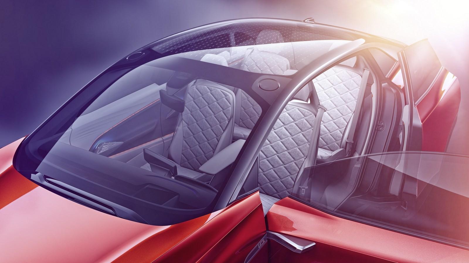 Foto de Volkswagen I.D. Crozz Concept II (5/16)