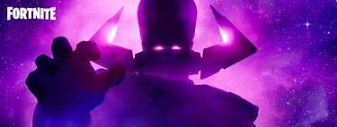 Galactus llega a Fortnite: fecha, hora y todo lo que necesitas saber para disfrutar sin spoilers del evento más grande del juego