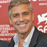 George Clooney ha sido ingresado tras sufrir un accidente de moto en Cerdeña