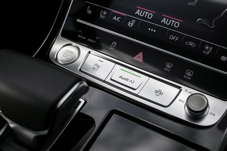 Audi A8 2018 Ai Traffic Jam Assist 5