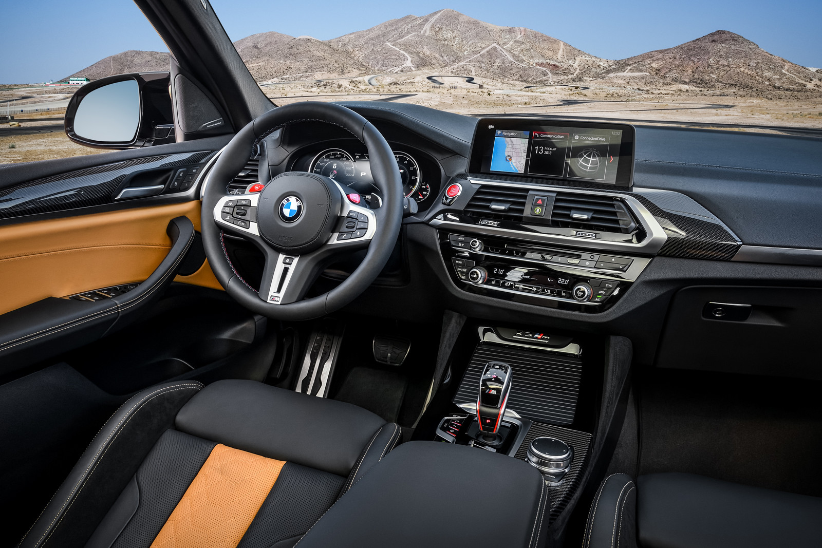 Foto de BMW X3 M 2020 (Presentación) (34/80)