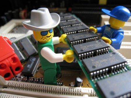 Lego RAM