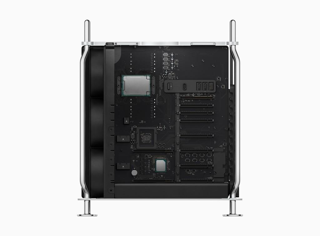 El Mac℗ Pro 2019 junto al monitor externo Pro Display XDR configurados al máximo pueden costarte más de 52.000 dólares