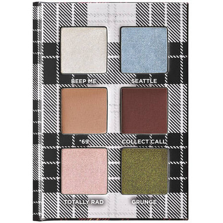Urban Decay 1993 Mini Eyeshadow Palette Decades Collection 3605972446695 Alt