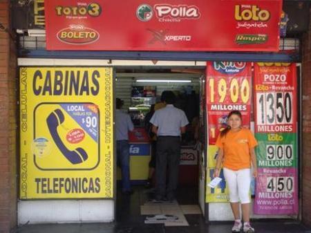La lotería de Chile