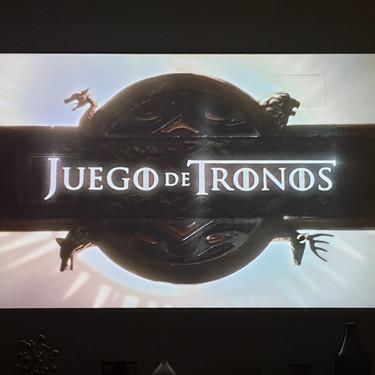 He visto la octava temporada de Juego de Tronos en un proyector 4K y ha sido impactante (sin spoilers)