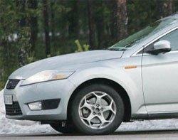 Fotos espías del nuevo Ford Mondeo Wagon