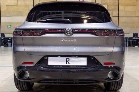 2020 Alfa Romeo Tonale Leaked