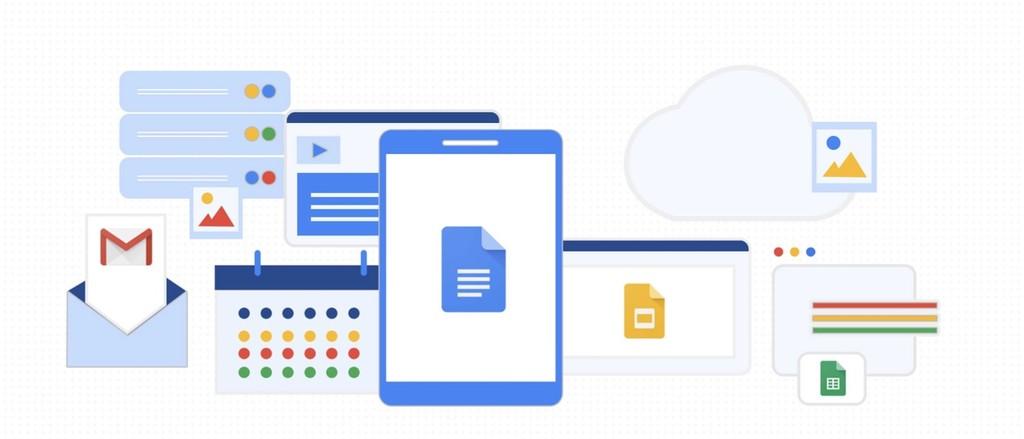 Google anuncia varias mejoras para su suite de offimática centradas especialmente en los dispositivos móviles