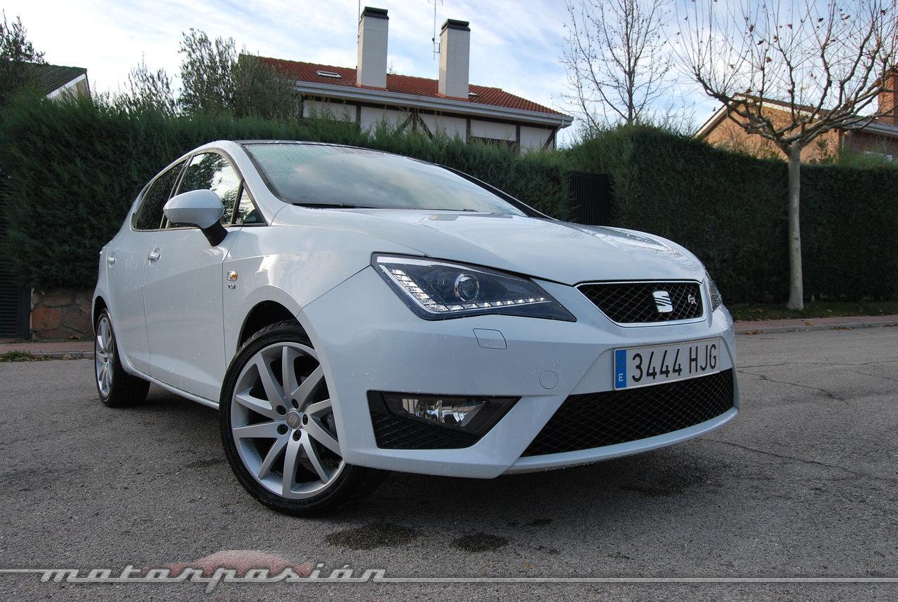 Foto de SEAT Ibiza 1.2 TSI FR (prueba) (5/33)