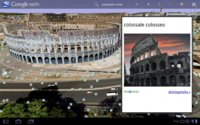 Google Earth optimizado para tablets con Android 3.0