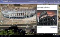 Google Earth optimizado para tablets con Android 3.0