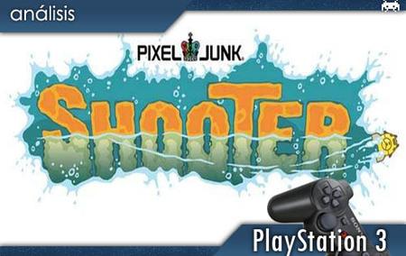 'PixelJunk Shooter'. Análisis