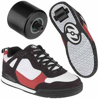 Zapatillas con rueda incorporada