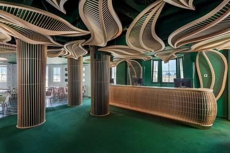Hoteles de diseño en Madri