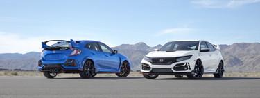 El Honda Civic Type R se pone al día con un ligero facelift, centrándose en mejoras para el manejo