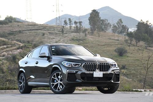 BMW X6 M50i, a prueba: un auténtico deportivo con disfraz de SUV
