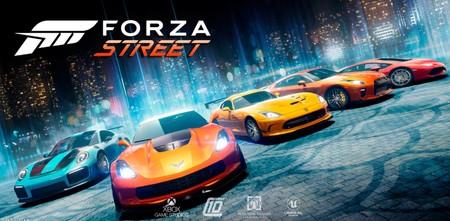 Microsoft estrena Forza Street en Play Store: ya puedes registrarte en este espectacular juego de coches
