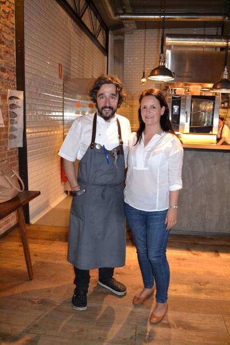Diego Guerrero Y Raquel