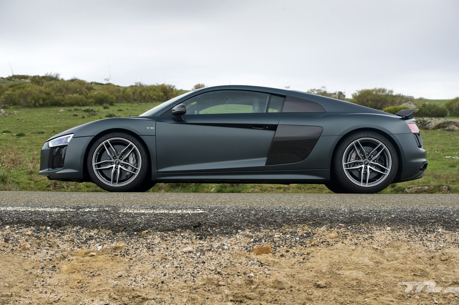 Foto de Audi R8 V10 Plus (prueba) (4/39)