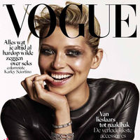 Vogue Holanda: Hana Jirickova