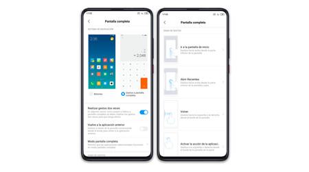 Xiaomi Mi 9t Pro Gestos Navegacion