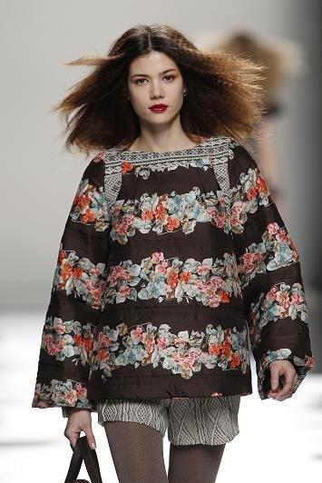 Ailanto en la Cibeles Madrid Fashion Week otoño-invierno 2011/2012