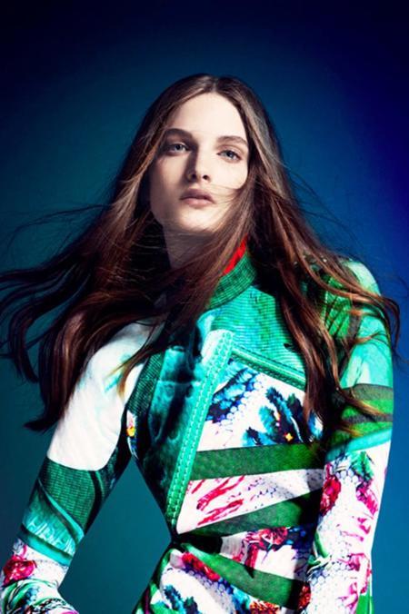 ¡Tres hurras por la colección cápsula de Mary Katrantzou para Adidas Originals!