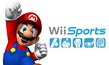 'Wii Sports' es el juego más vendido de todos los tiempos, superando a 'SuperMario Bros'