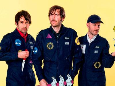 Breakin' Point: el verano es más verano con el pegadizo pop de Peter, Bjorn And John
