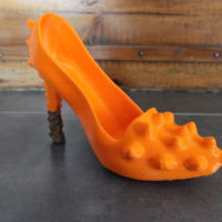 No te compres unos zapatos, utiliza tu impresora 3D