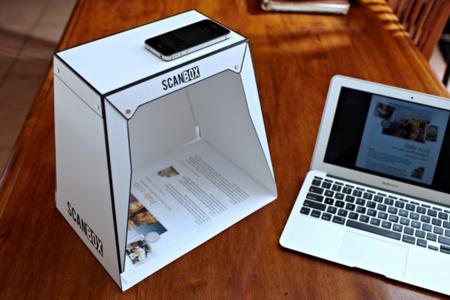 ScanBox convierte tu iPhone en un escáner portátil