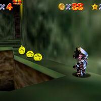Super Mario 64: cómo conseguir la estrella de las 100 monedas de Hazy Maze Cave
