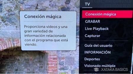 Conexion Magica