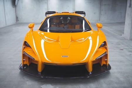 ¡Espectacular! El McLaren Senna LM sigue sin ser una realidad, pero esta segunda unidad naranja luce y suena sublime