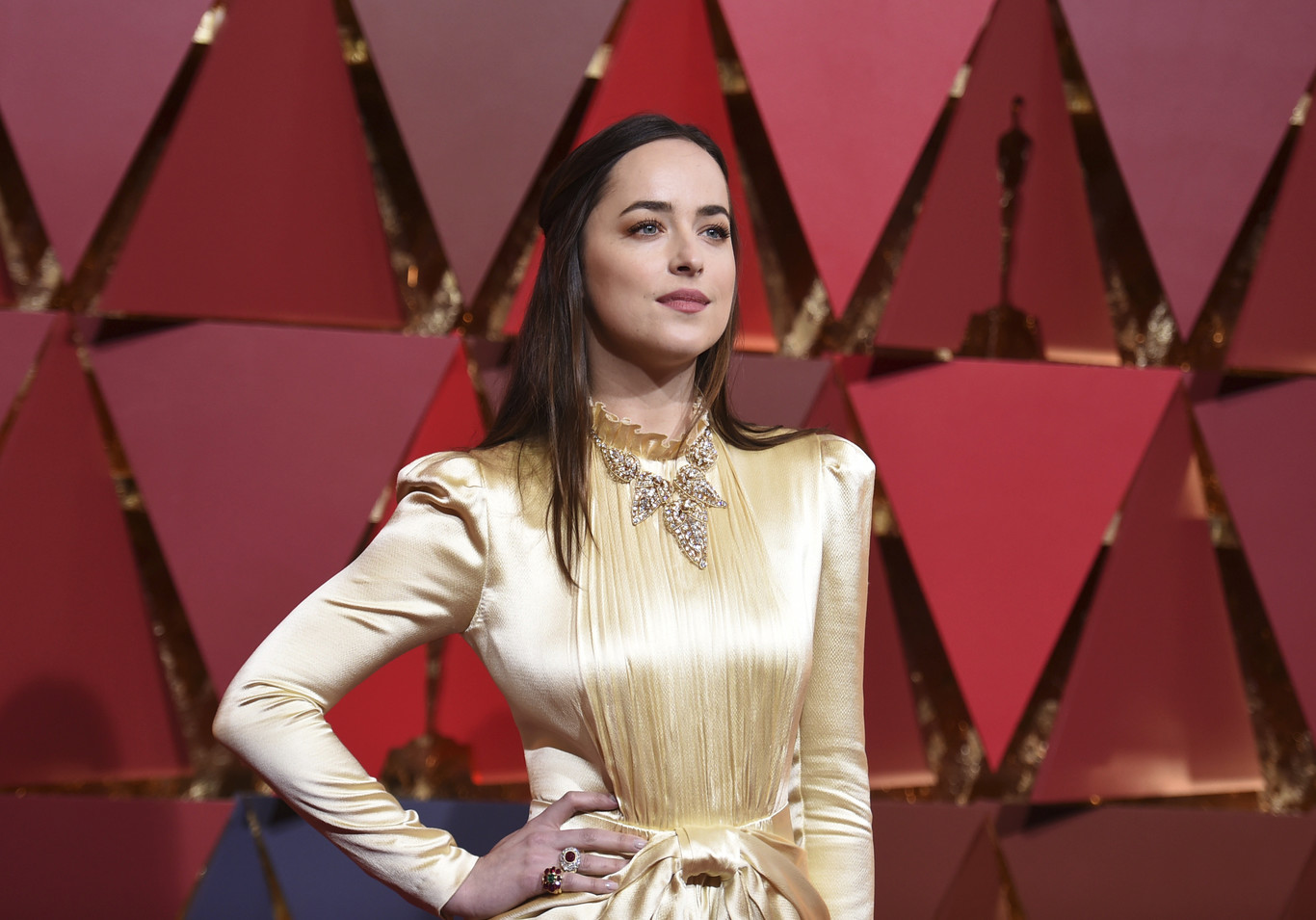 af2a7f55b Las mejor vestidas de los Premios Oscar 2017