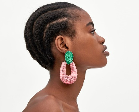 Vas a querer llevar toda la oreja agujereada por culpa de la nueva colección de pendientes de Zara