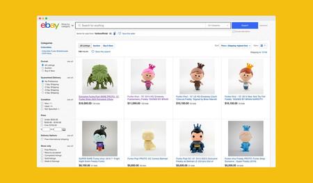 Funko subasta cientos de figuras exclusivas en una subasta de eBay que ya alcanza cifras alucinantes