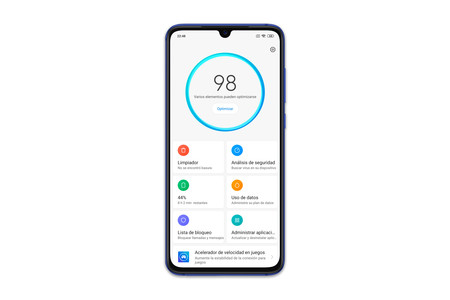 Xiaomi Mi 9 Se Mantenimiento