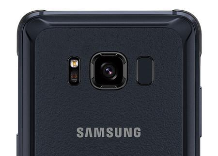 Samsung Galaxy S8 Active Camara