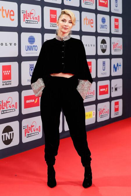 Premios Platino 2021 Najwa Nimri