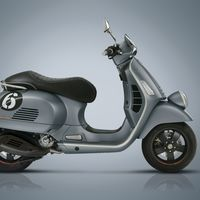 Con 23 CV y 6.049 euros la Vespa Sei Giorni II Edition sale a la venta como la más potente de su historia