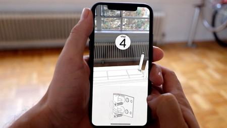 Adiós a la pesadilla de montar muebles de IKEA: así podría ayudarnos la realidad aumentada