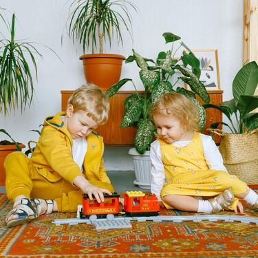 ¿A qué juegan los niños según su edad? Los cuatro tipos de juego infantil