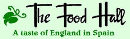The Food Hall, comida inglesa en España